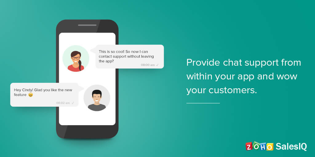 Introducing Mobilisten: In-app chat support for your mobile applications