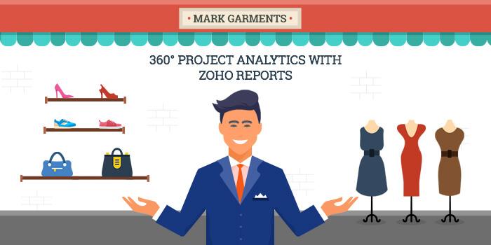 360° Project Analytics with Zoho Analytics – Part 1