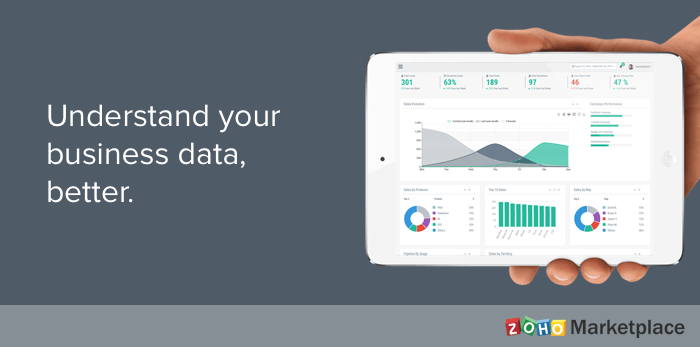 Finally, business intelligence that's accessible to anyone!