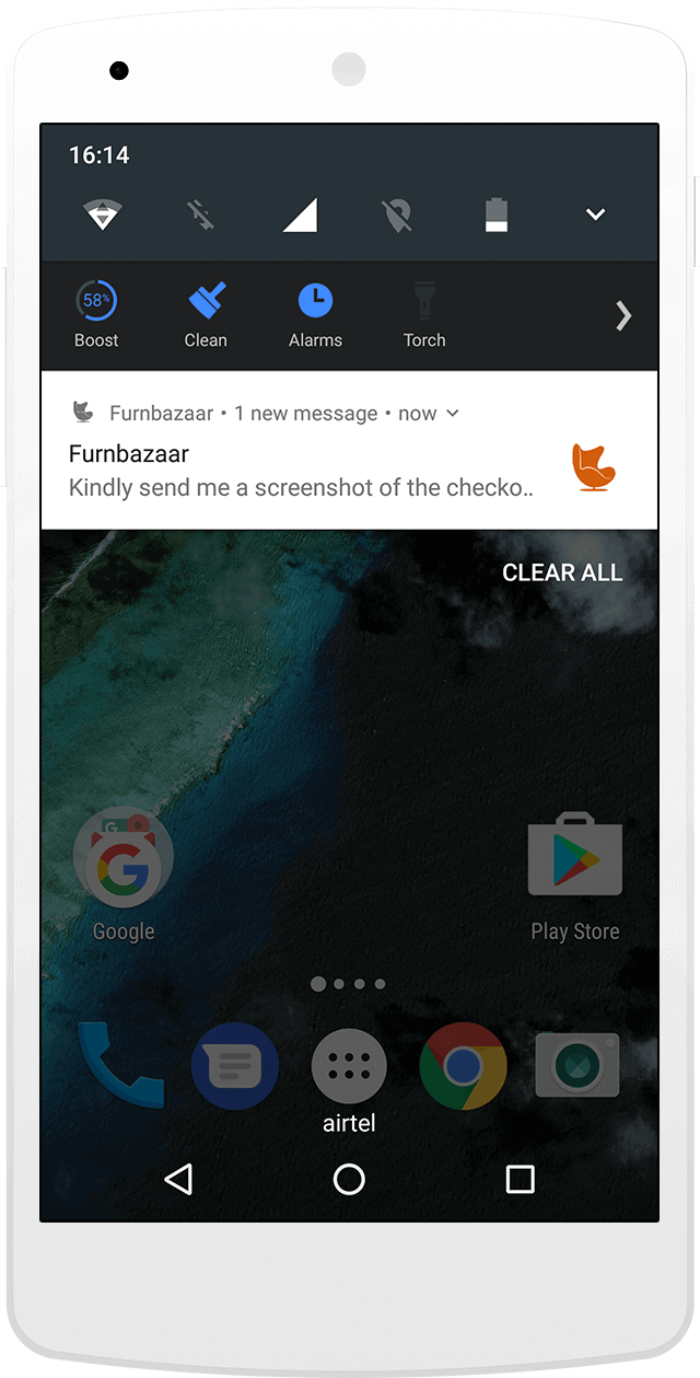 Smart notifications