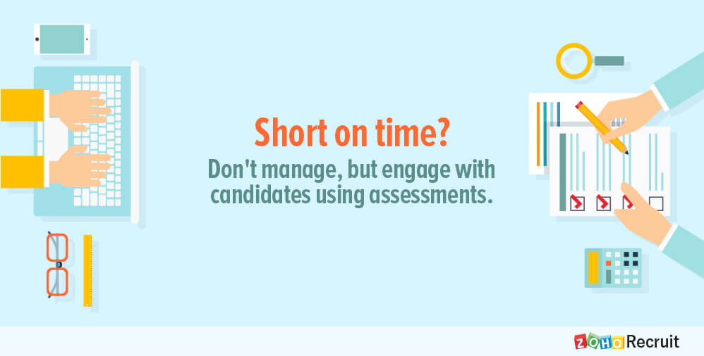 Zoho Recruit | Pre screening assessment