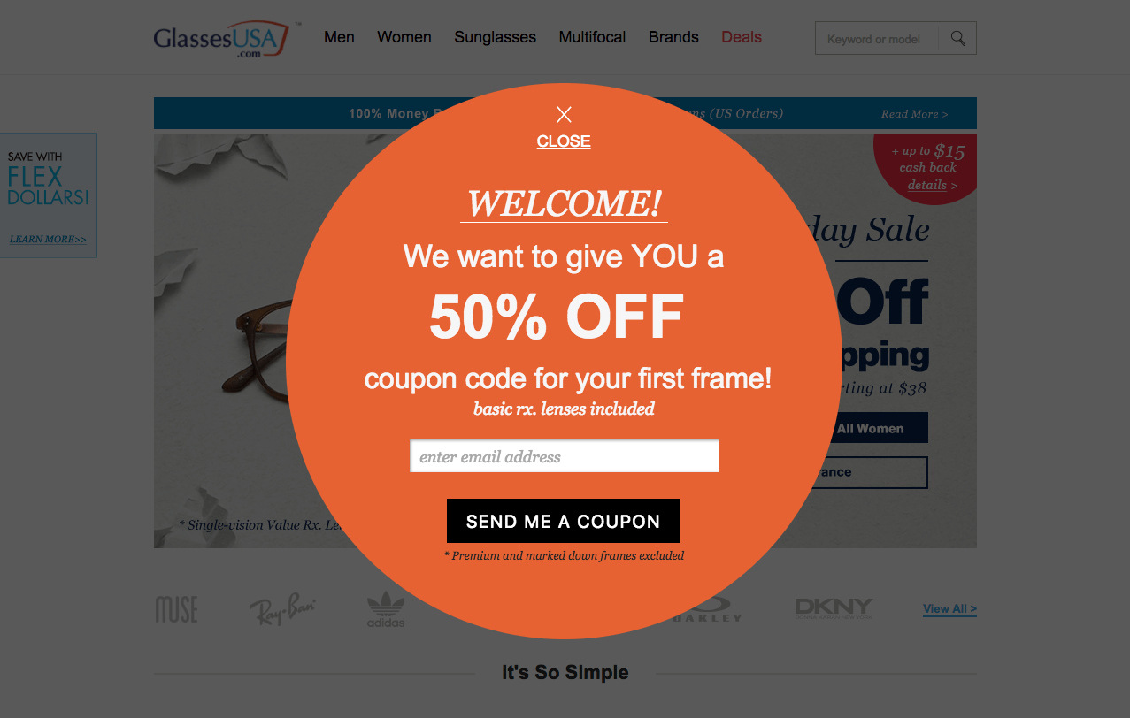 16 insanely effective lead magnet ideas to convert visitors to leads coupons usually have an expiry date we are all aware of the disclaimer limited period offer the call to action here is strong fandeluxe Image collections