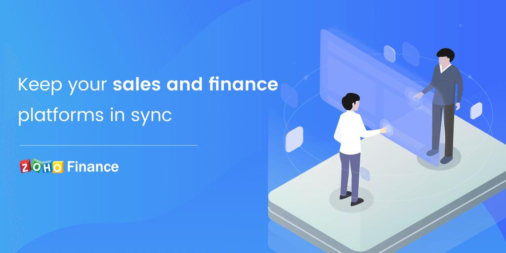 What Happens When Finance Meets Sales