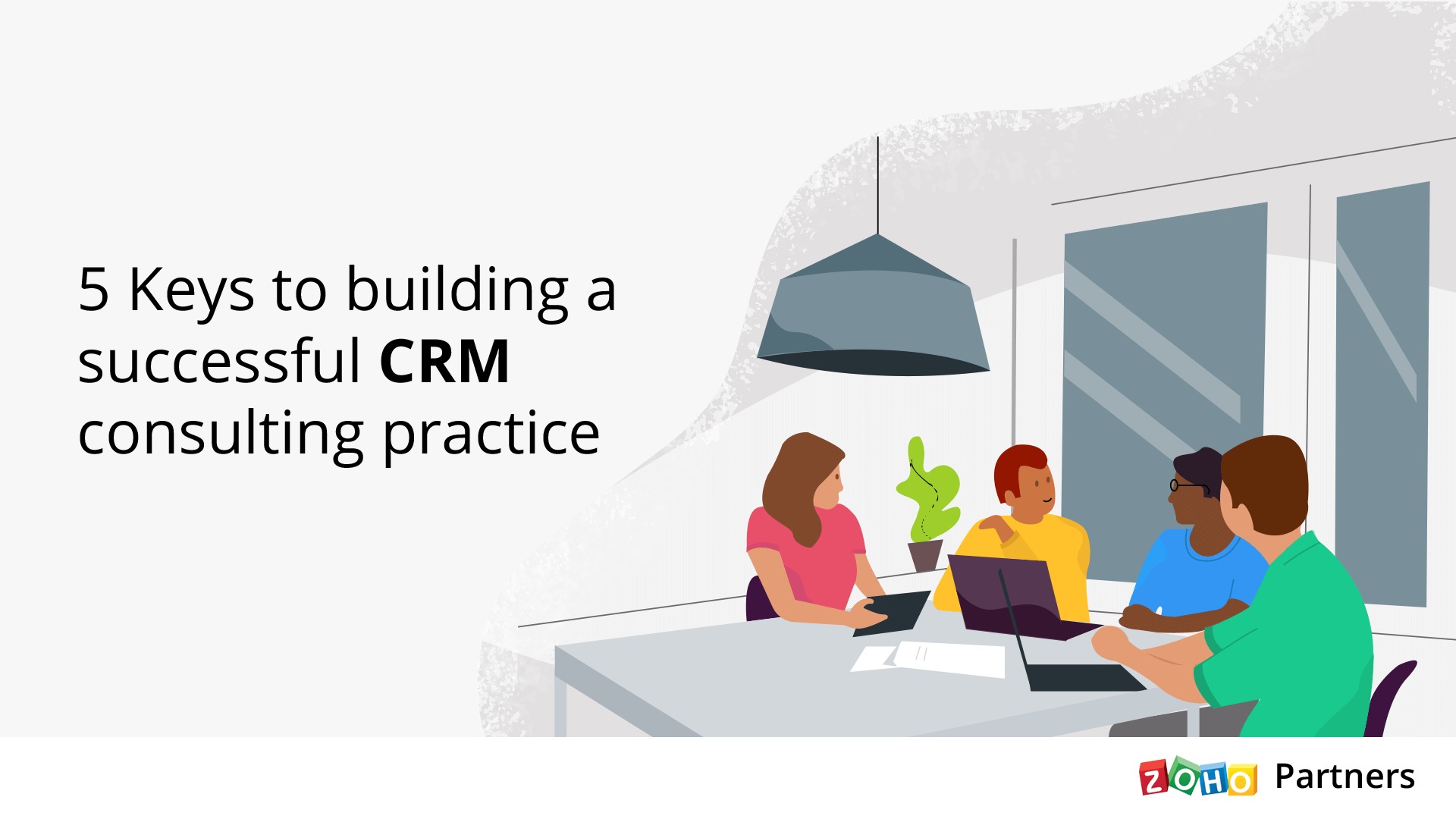 5 keys to building a successful CRM consulting practice