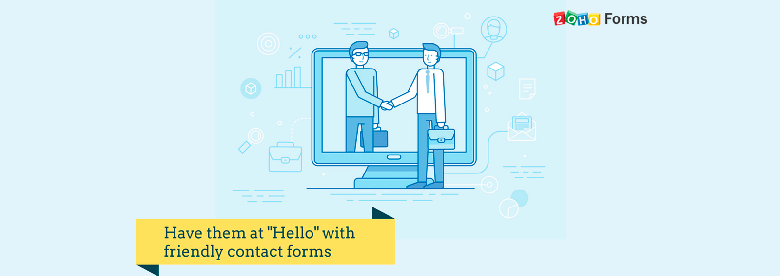 Online Forms 101: Creating contact forms that mean business