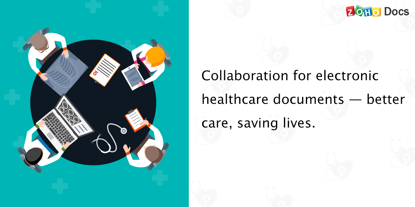 Document management for healthcare industry
