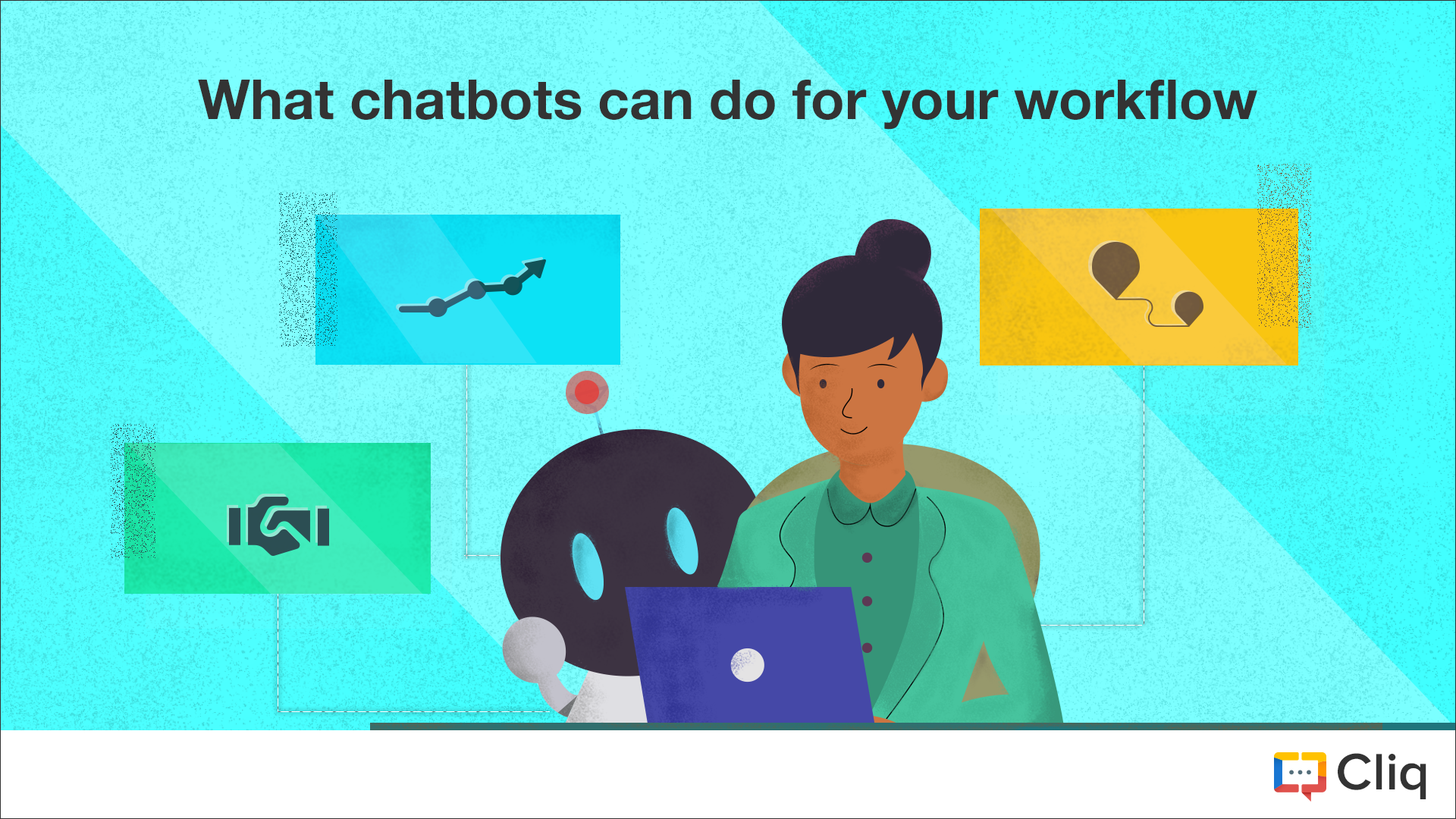 Bots on the rise: What chatbots can do for your workflow