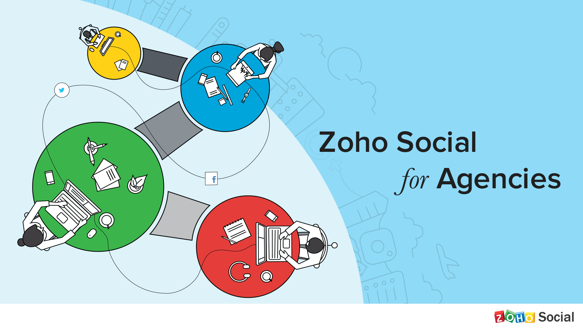 Zoho Social for Agencies
