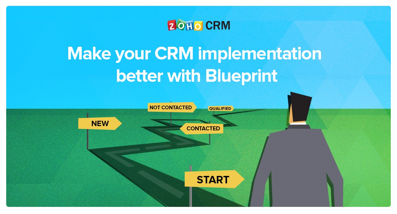 Make your CRM implementation better with Blueprint