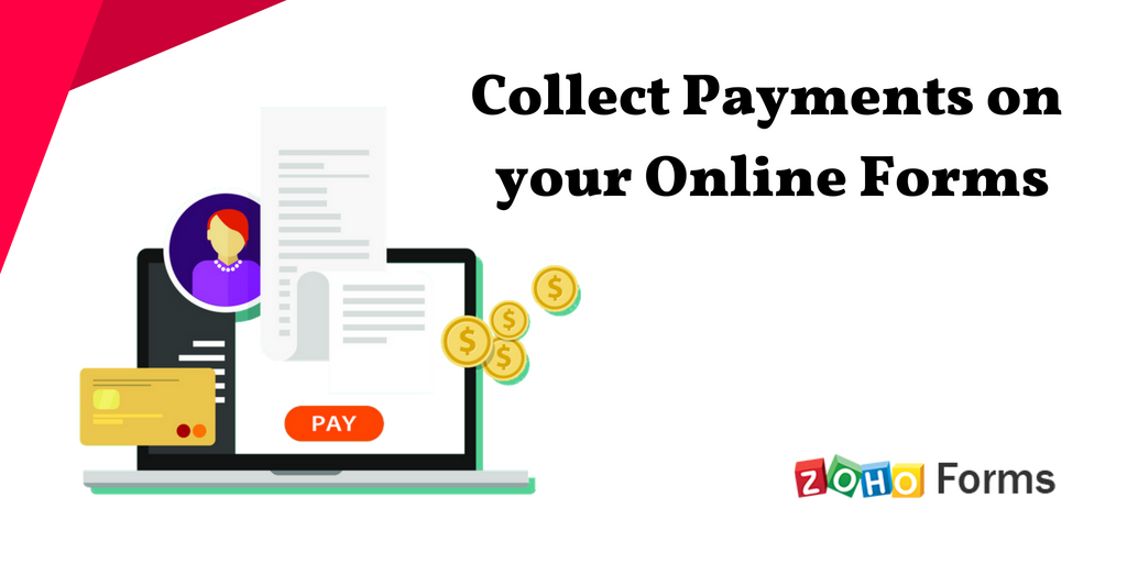 Accept and process payments with Zoho Forms