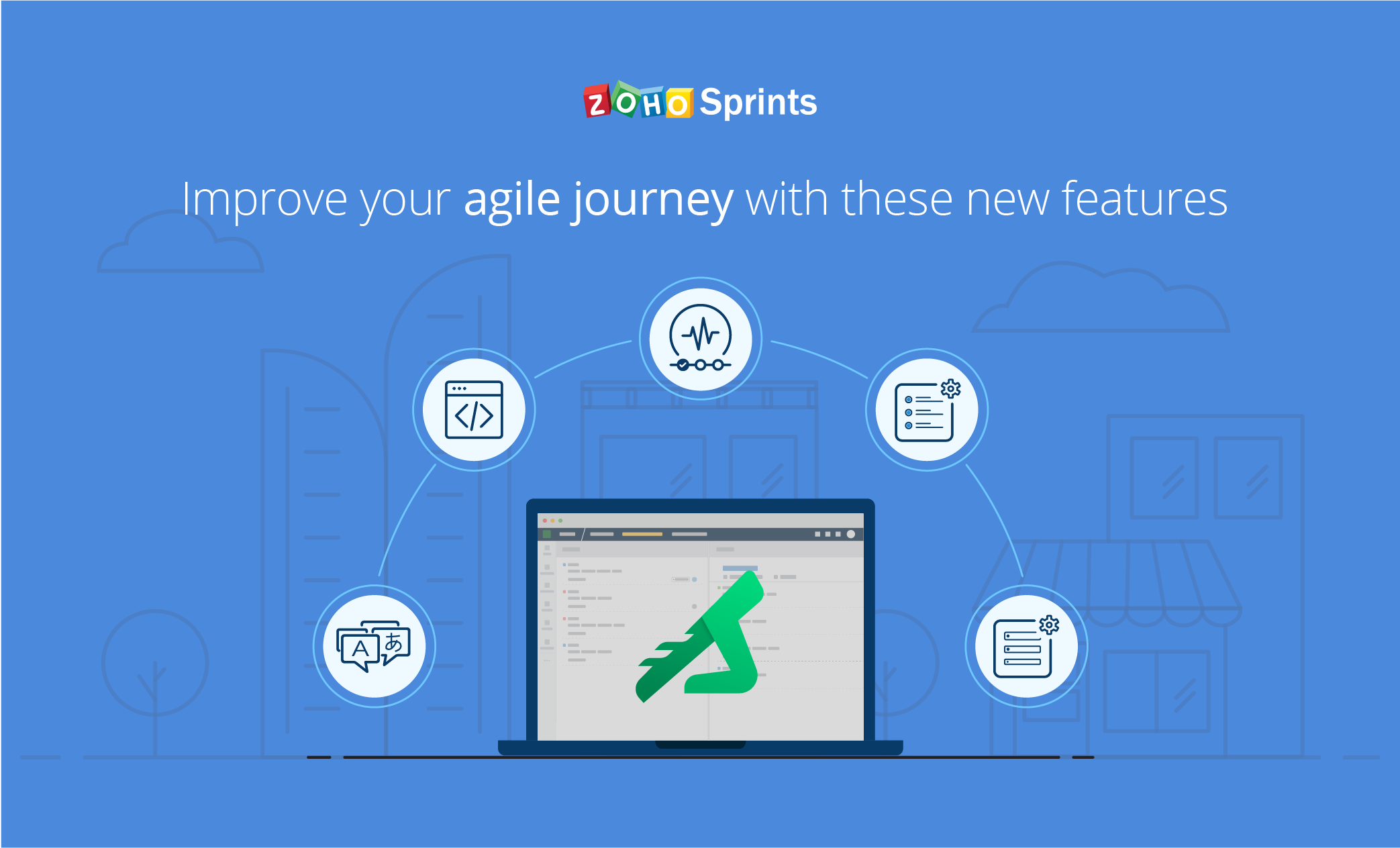 Explore our brand new features in Zoho Sprints