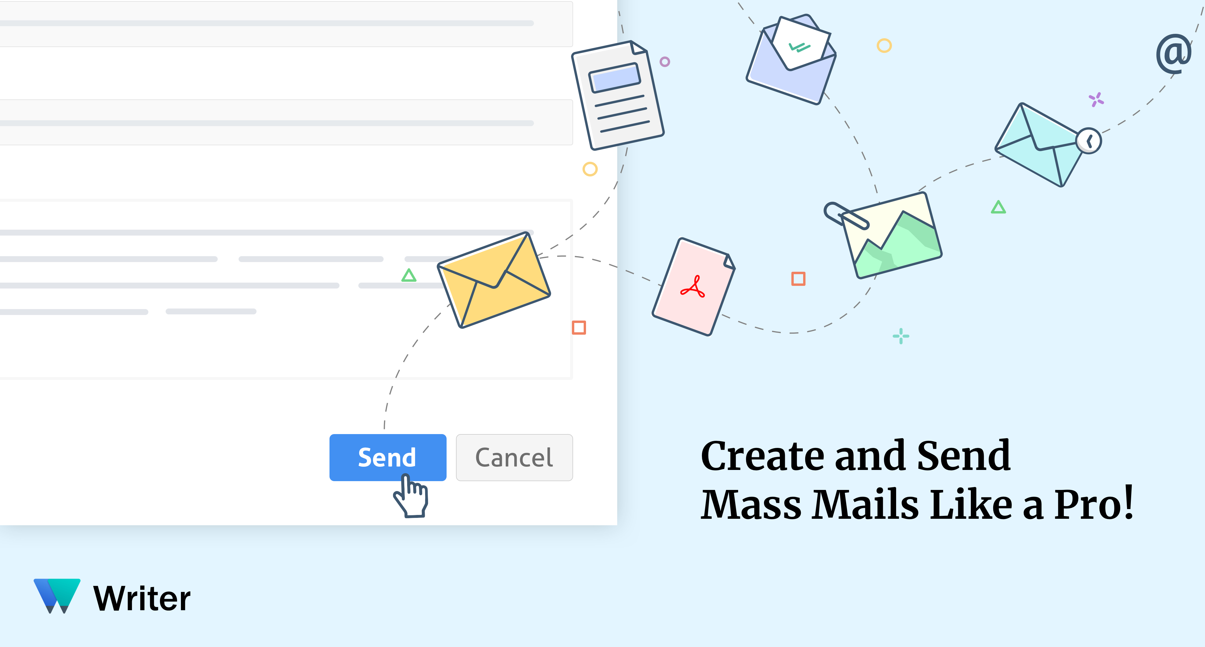 How Mail Merge Can Help You Personalize and Send Mass Mails « Zoho Blog