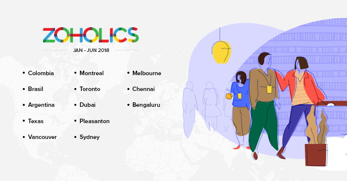 Zoholics '18: Our Journey Around the World to Meet You