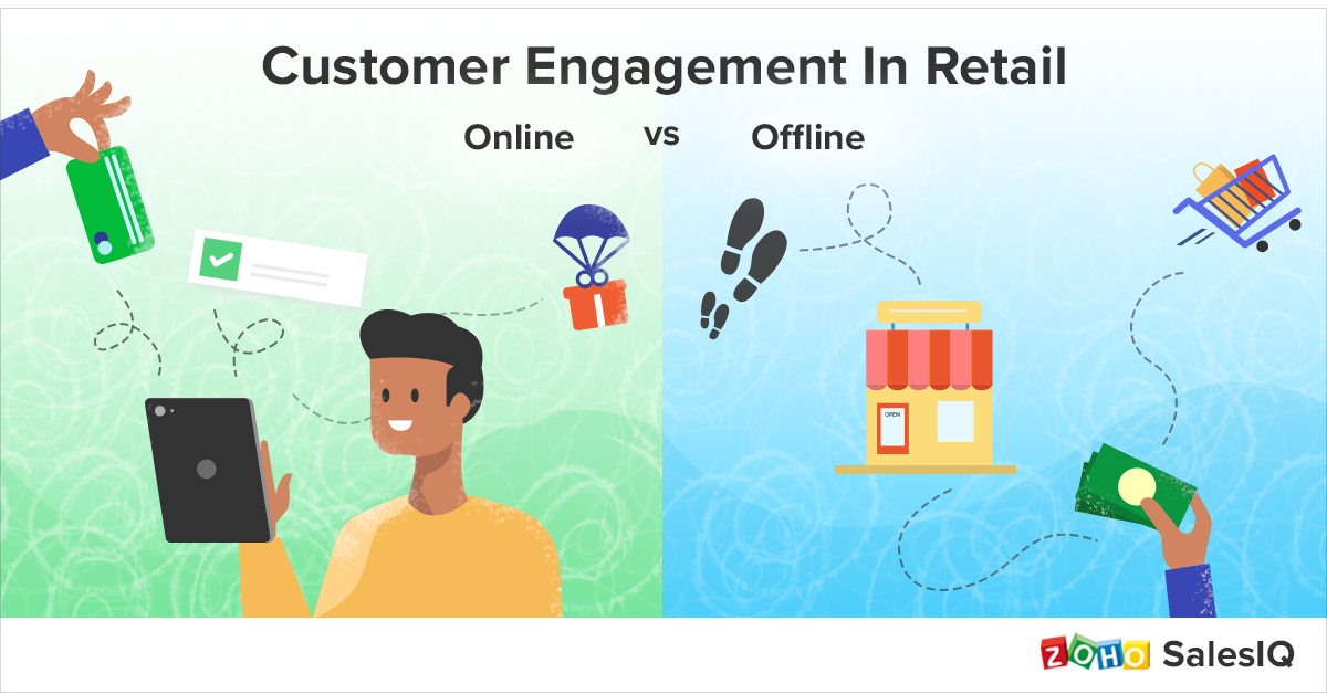 Customer Engagement In Retail: Online vs Offline