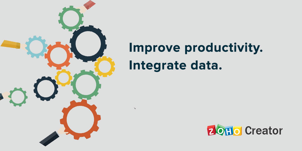 Data Integration with Zoho Creator