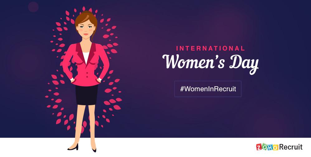 Celebrating Women in Recruitment