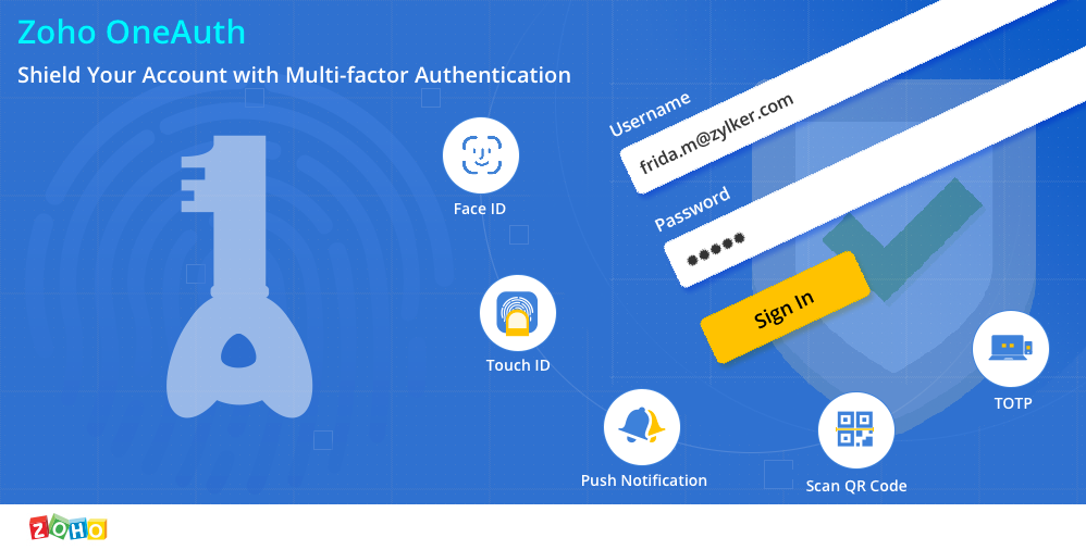 Announcing OneAuth – Shield Your Account with Multi-Factor Authentication