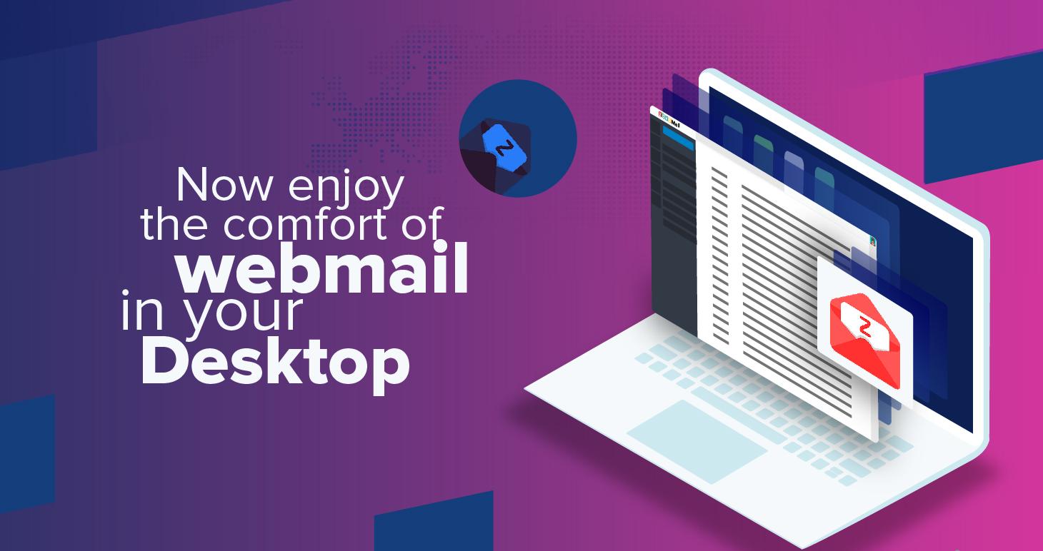 Announcing Zoho Mail Desktop Lite Client