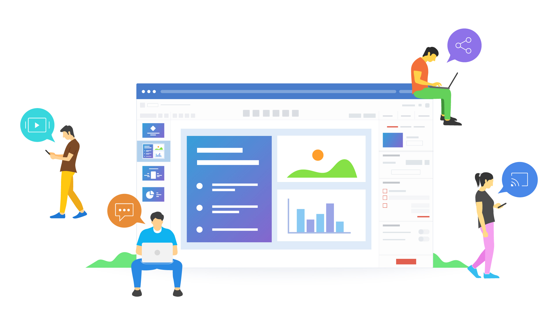 The Next Generation Presentation Tool: The All New Zoho Show