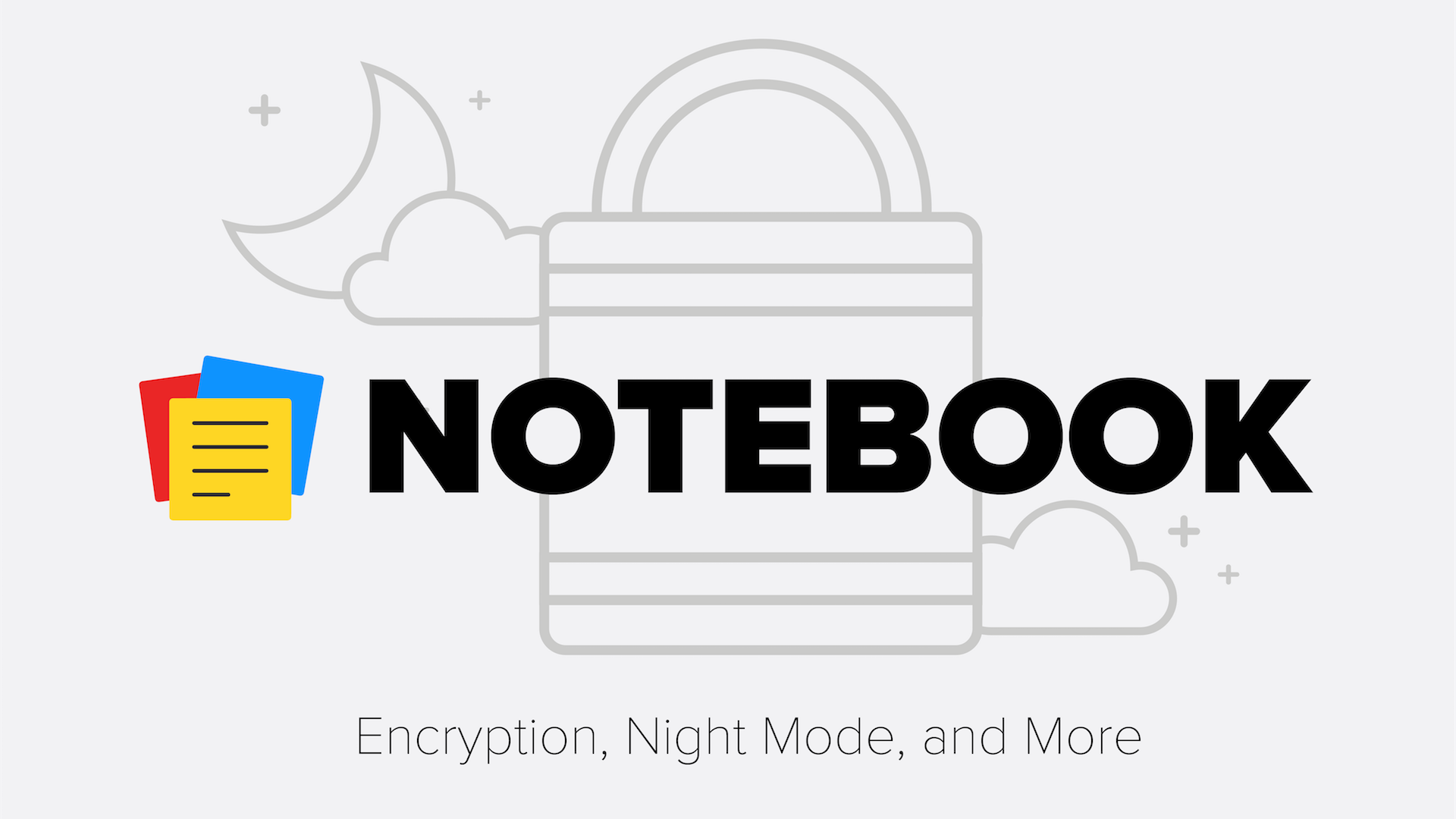 Notebook Update: Introducing Encryption at Rest, Night Mode, Enhanced Apple Pencil Support, and More