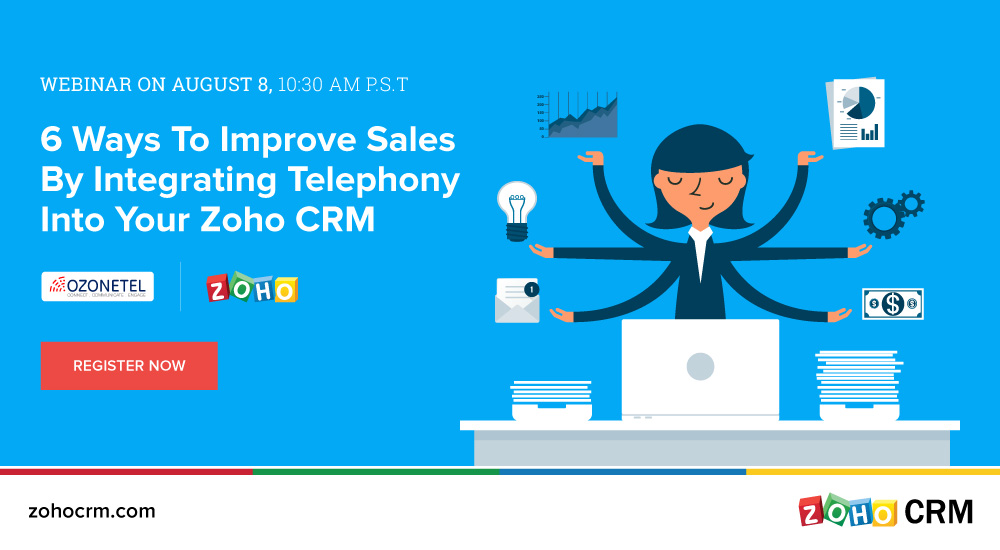 6 Practical Ways to Improve Sales By Automating Your CRM Workflows