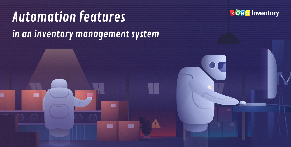 Five must-have inventory automation features