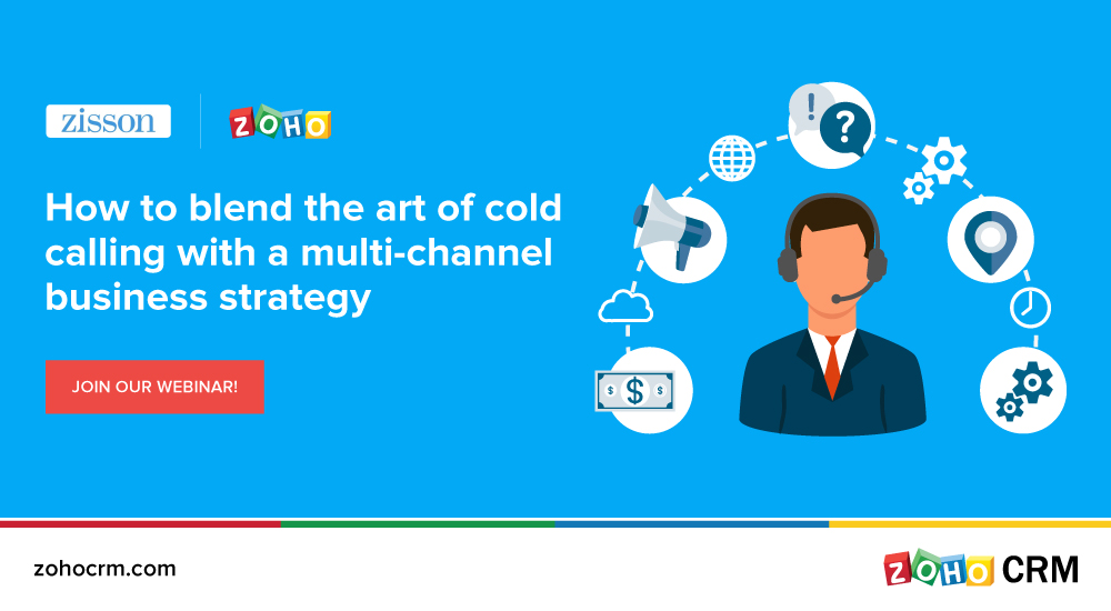 How to blend the art of cold calling with a multi-channel business strategy