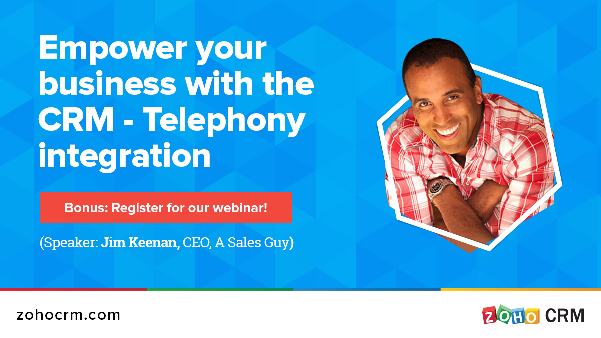 Empower your business with the CRM-telephony integration
