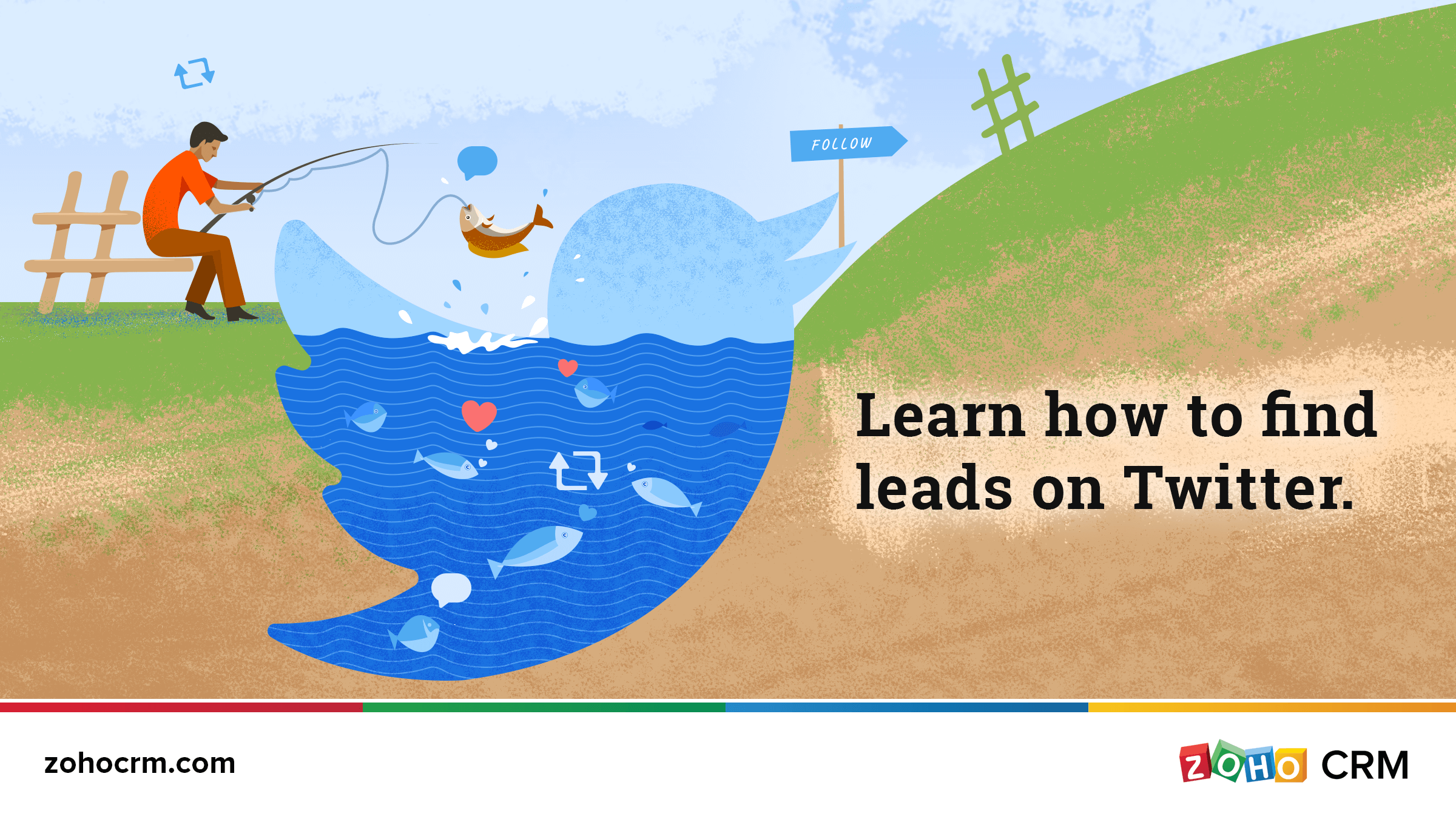 Lead Generation on Twitter – 10 Steps to Grow Your Business