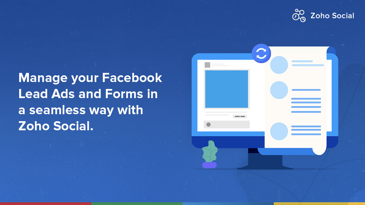 Create, capture, and measure with the new Facebook Lead Gen features in Zoho Social