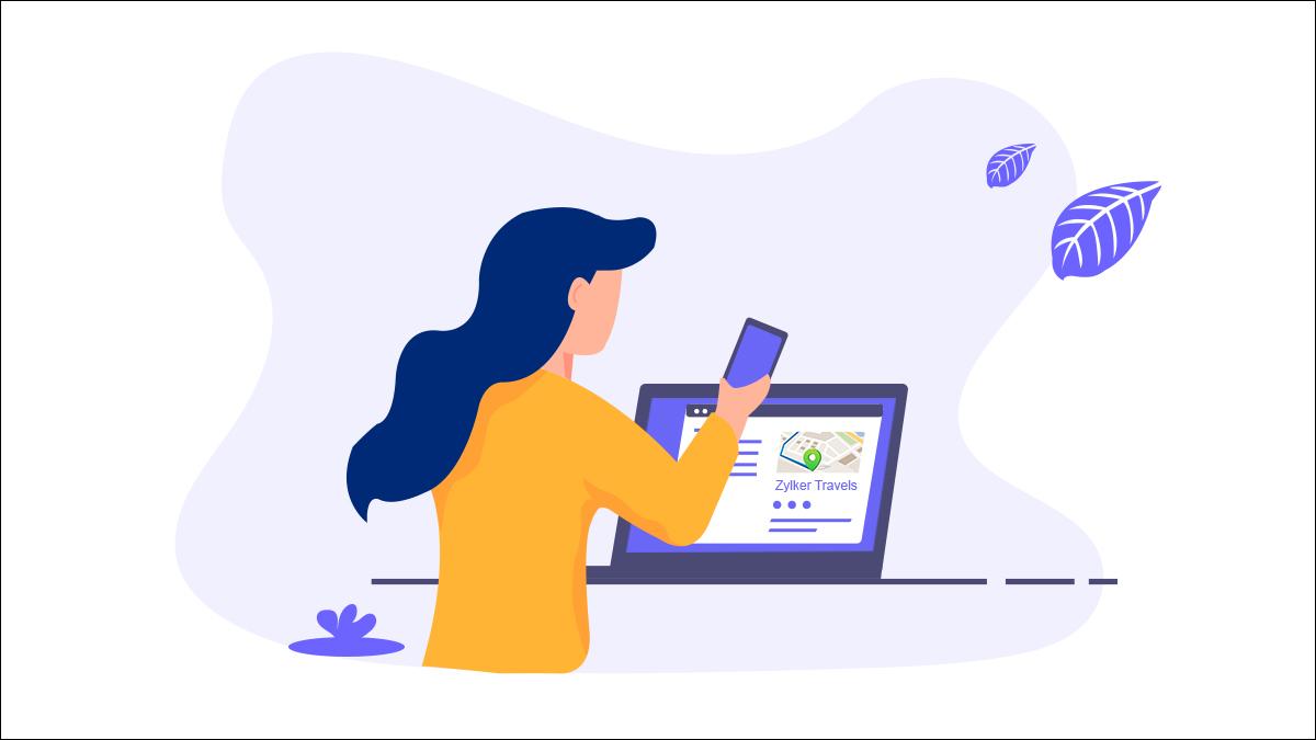 Google My Business en zylker travel