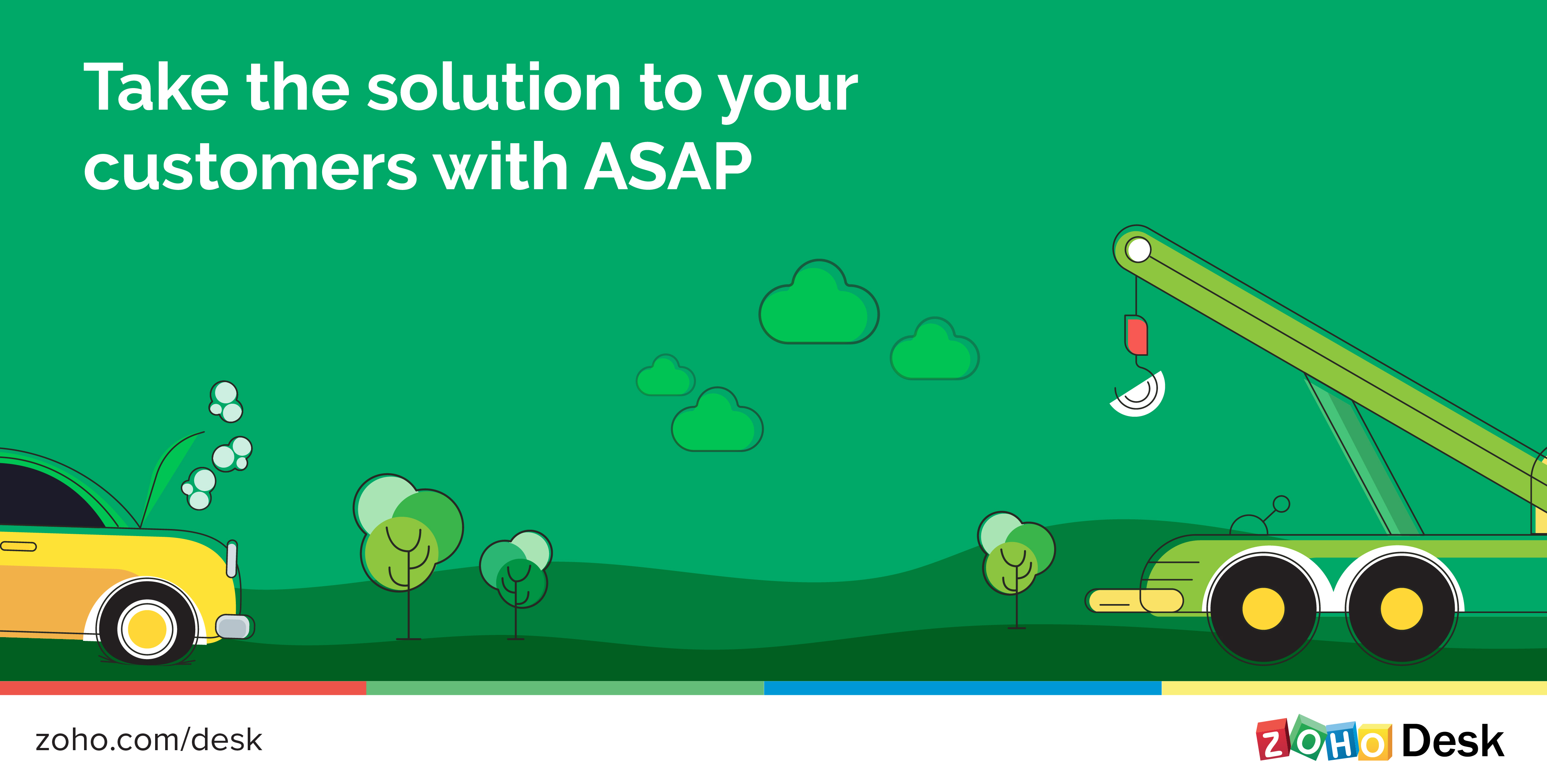 Customers get answers even before they can ask, with ASAP