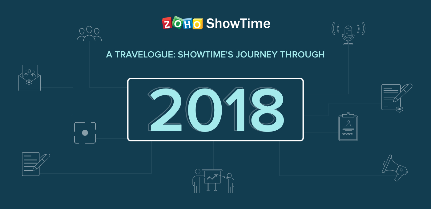 A Travelogue: ShowTime's journey through 2018