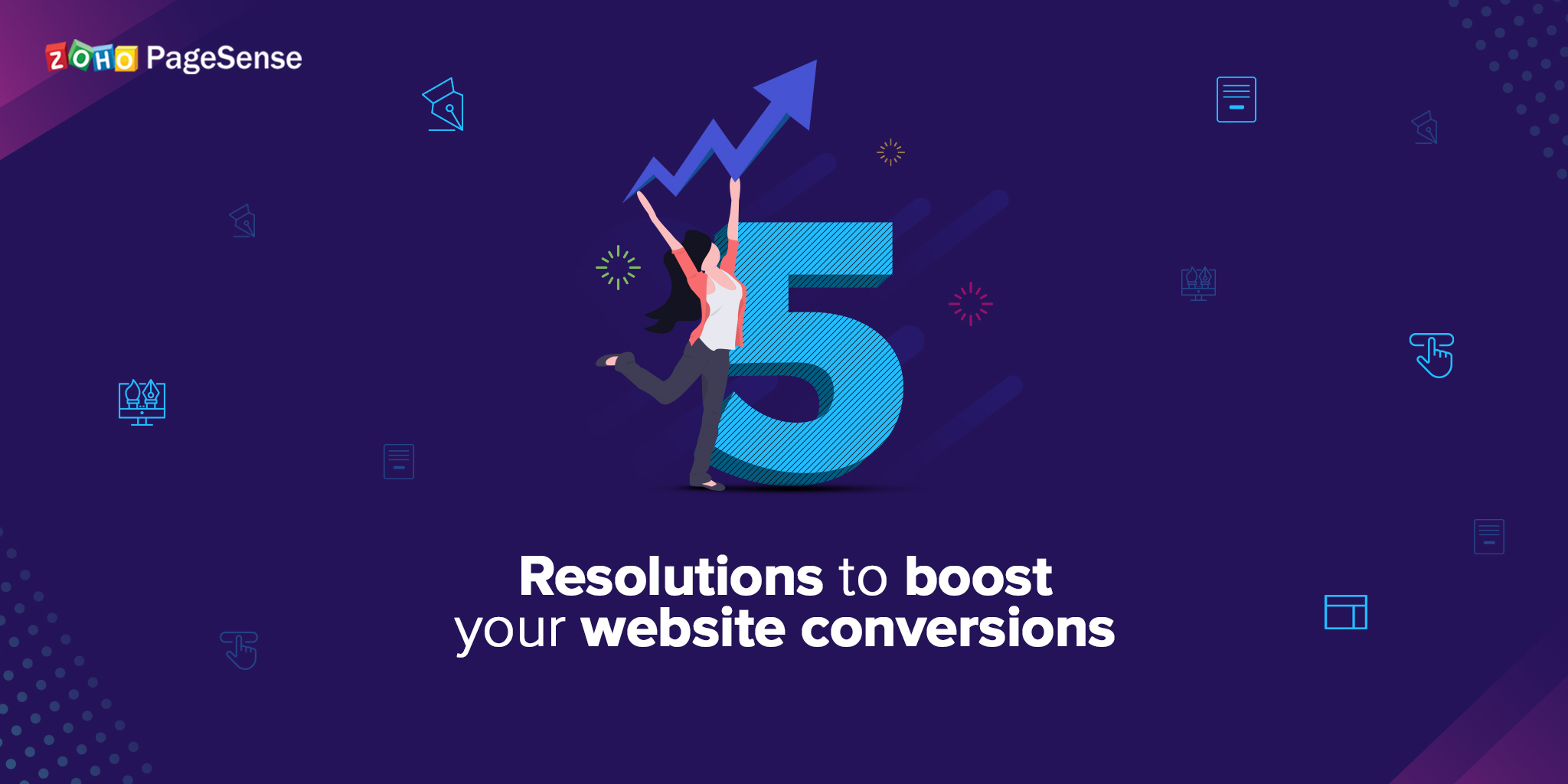 5 ways to boost your website conversions