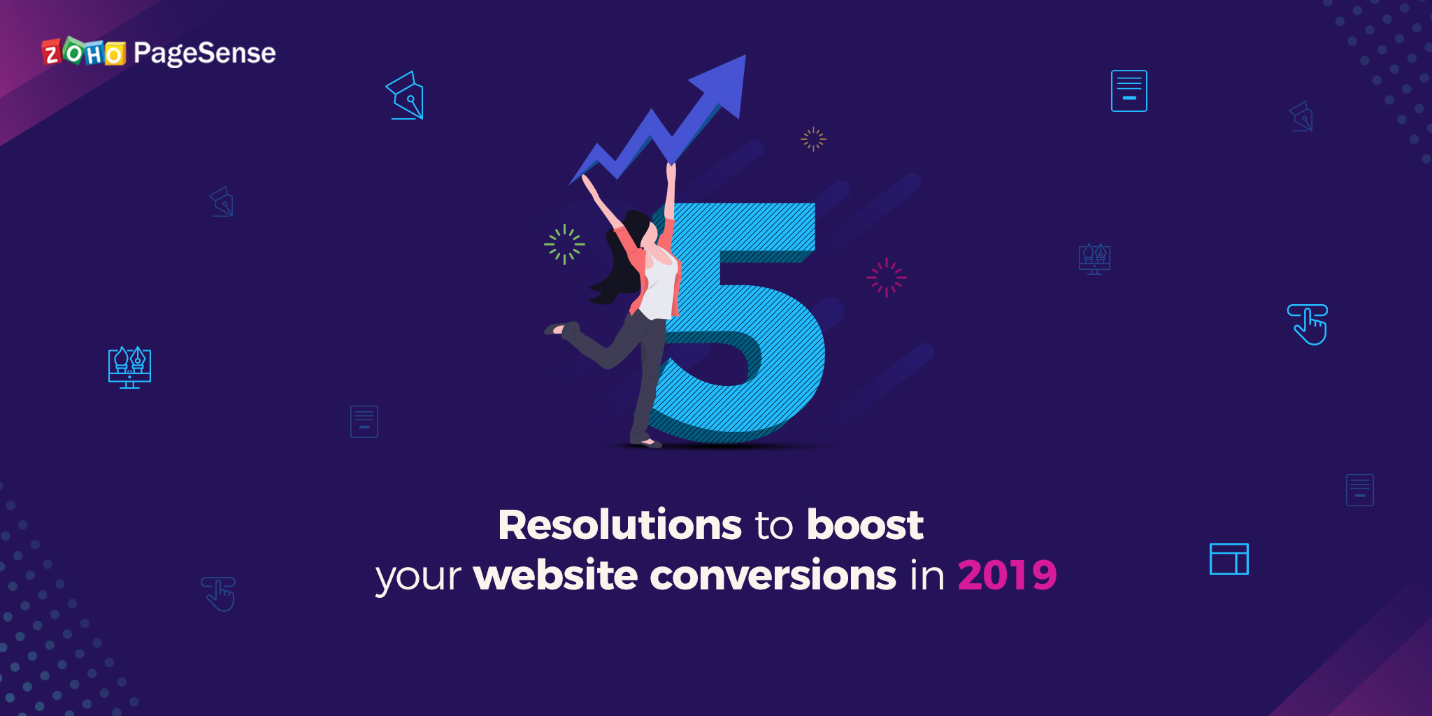 Boost your website conversions
