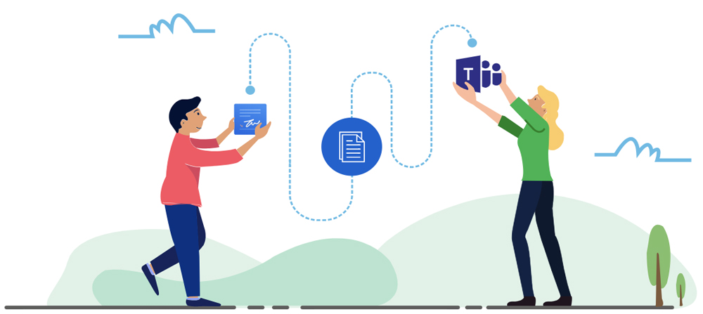 Announcing Zoho Sign extension for Microsoft Teams