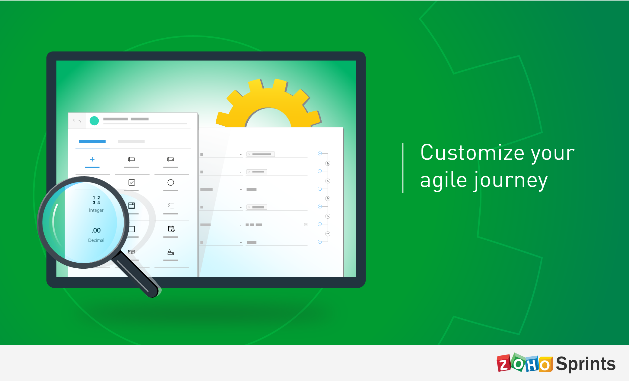 Customize your agile journey—announcing new features in Zoho Sprints