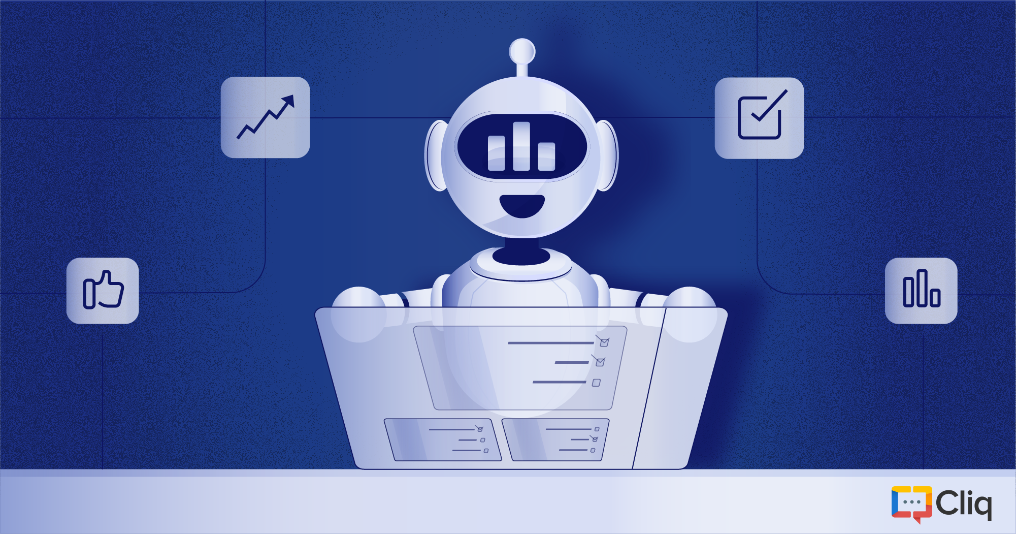 Cut down on the talk and get down to business – Poll Bot in Cliq