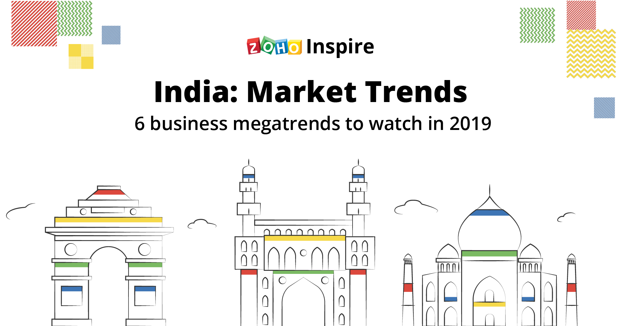India: 6 Industry mega trends to watch in 2019