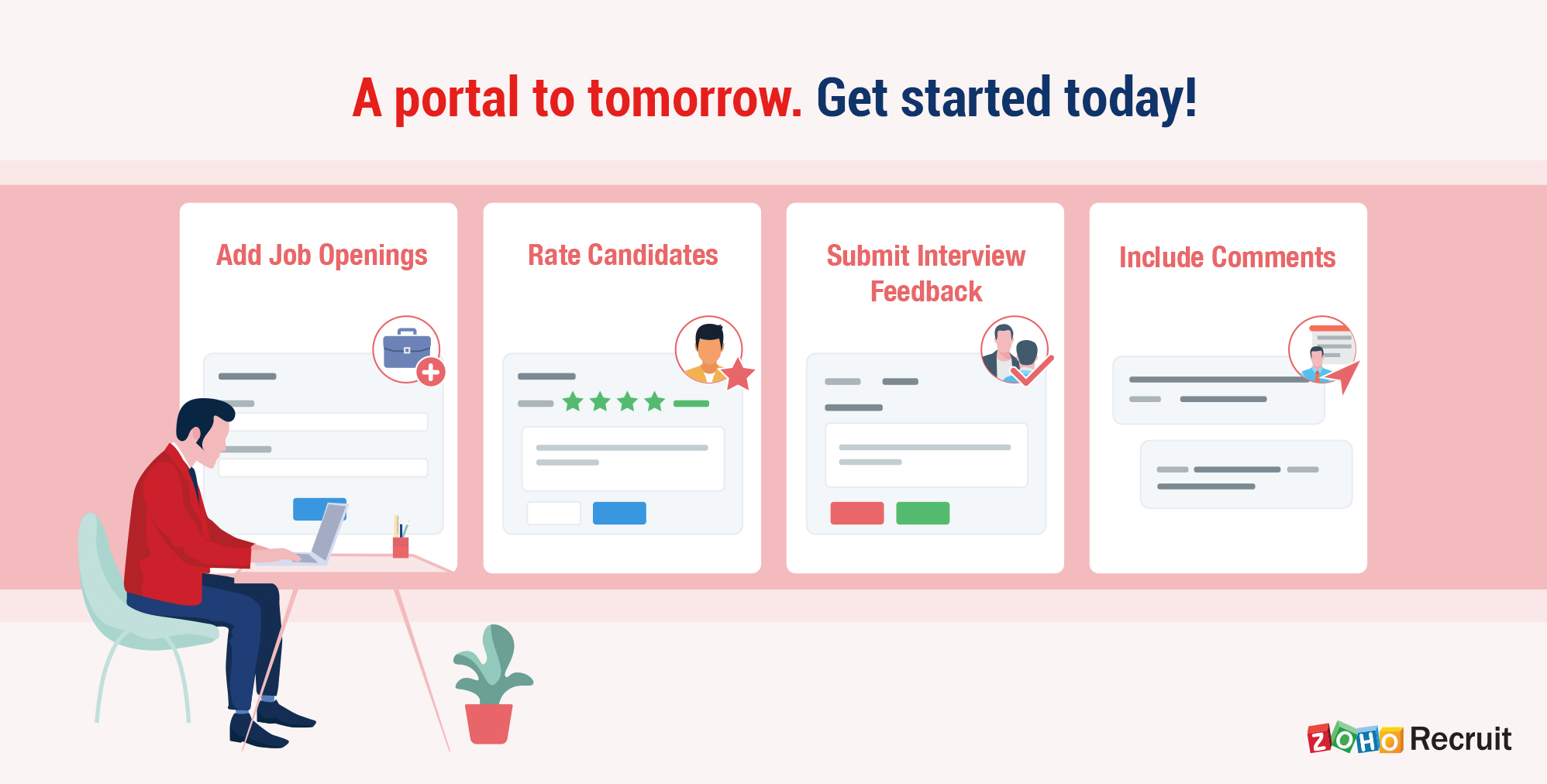 Introducing Client Portal for Recruitment Agencies