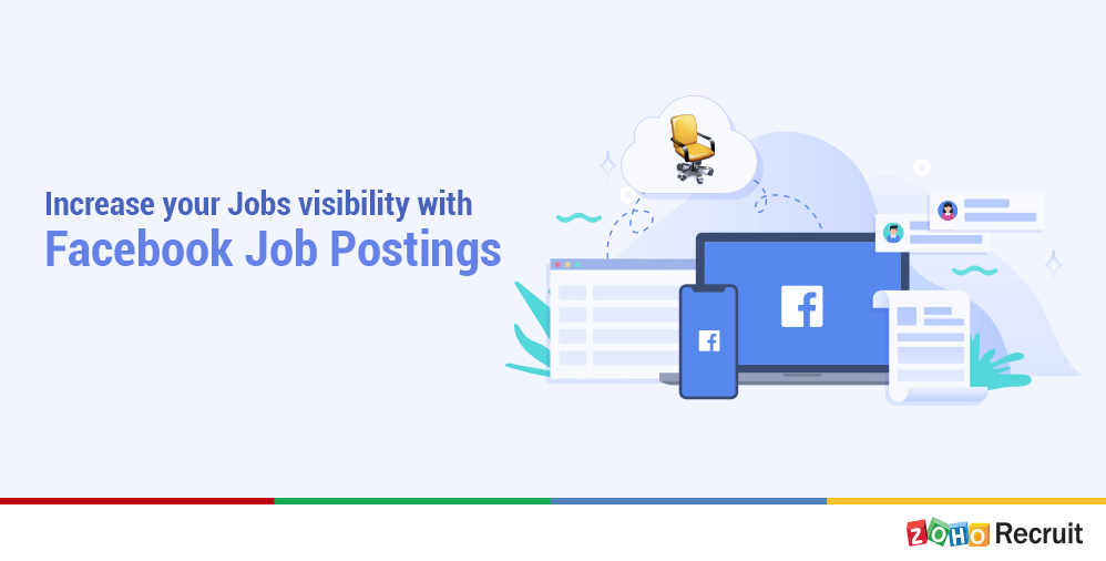 Manage Facebook Job Postings with Zoho Recruit
