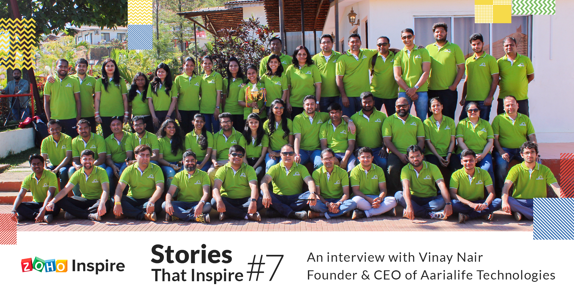 How Aarialife partnered with Zoho and achieved incredible growth in one year!