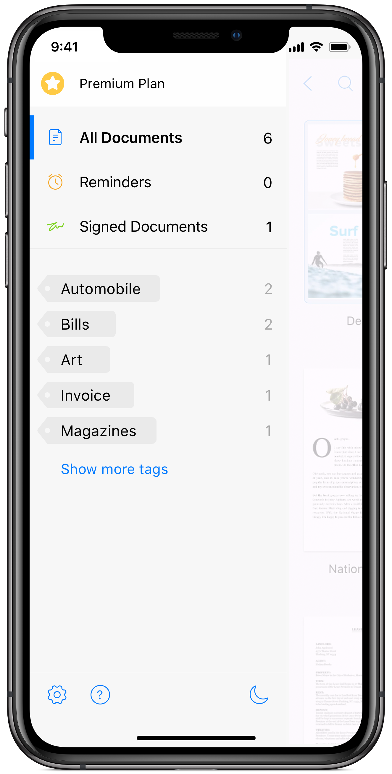 Reduce paper clutter with Doc Scanner for iOS « Zoho Blog
