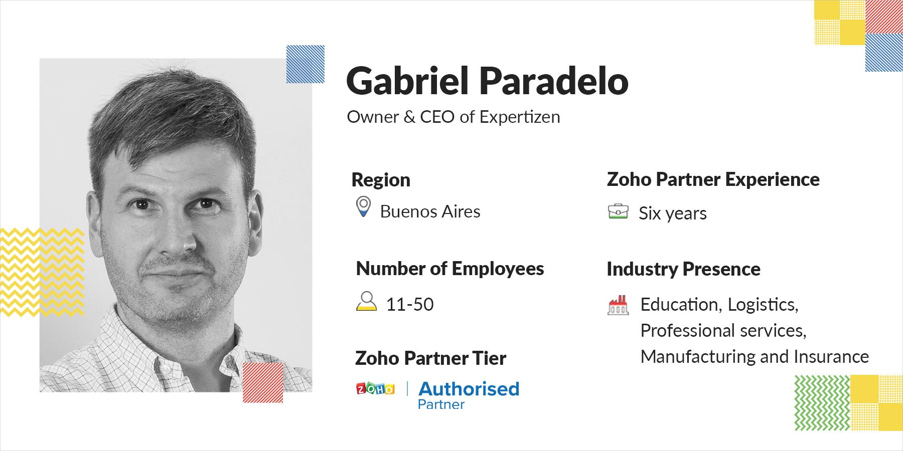 Expertizen  Zoho authorised partner