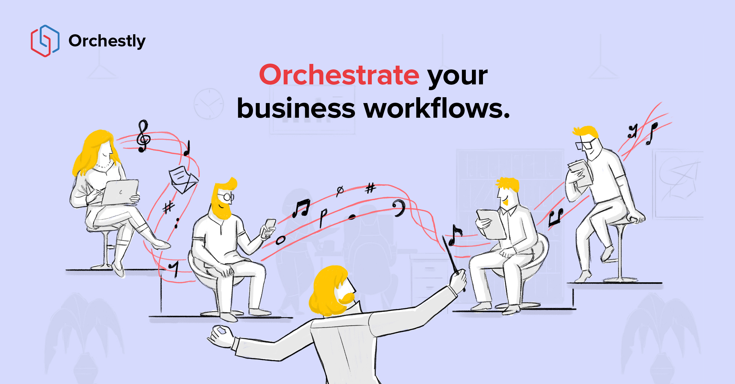 Announcing Orchestly—orchestrate your business workflows