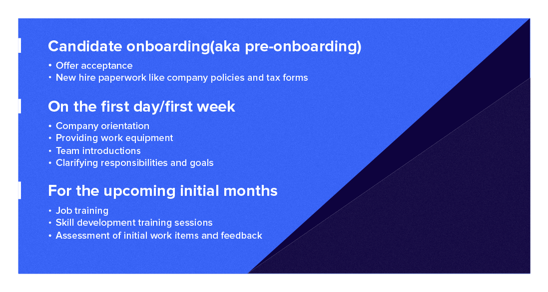 Aspects-of-onboarding Crafting the best onboarding experience for your employees