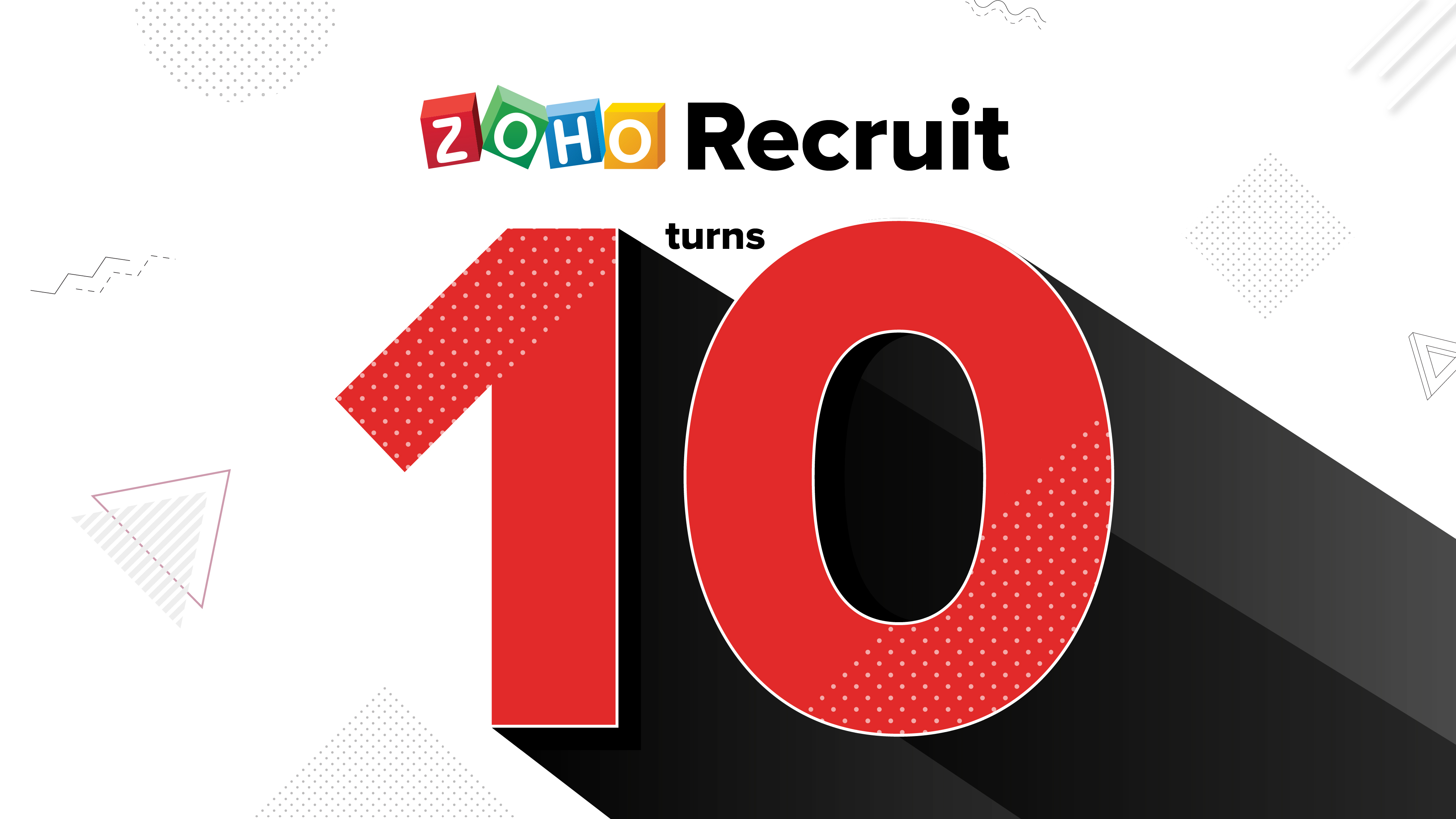 The all-new Zoho Recruit: better processes, better sourcing, and better hires