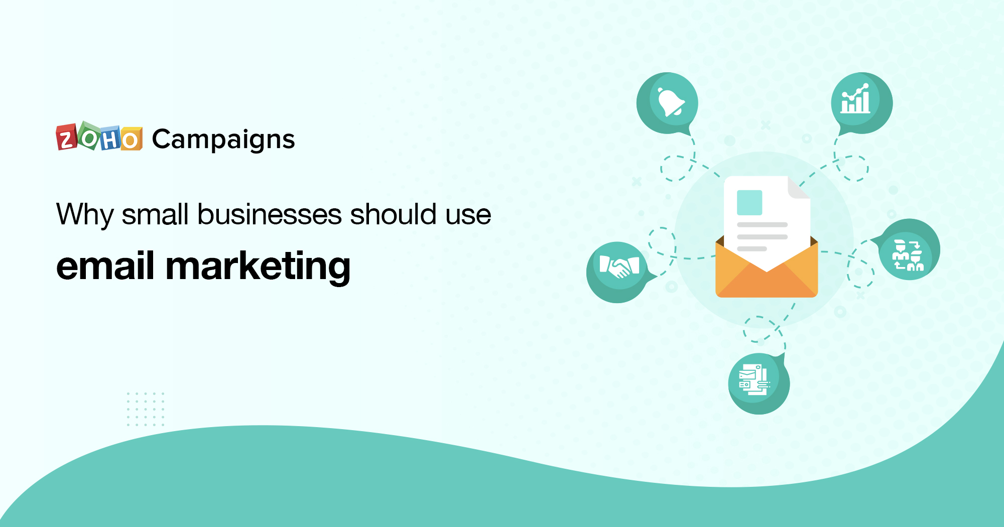 Why small businesses should use email marketing