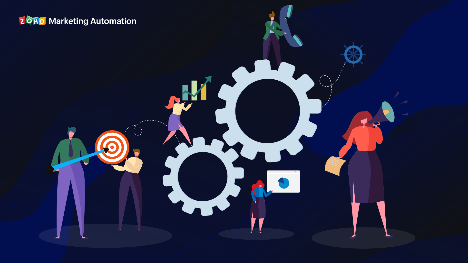 Align your sales and marketing teams with marketing automation
