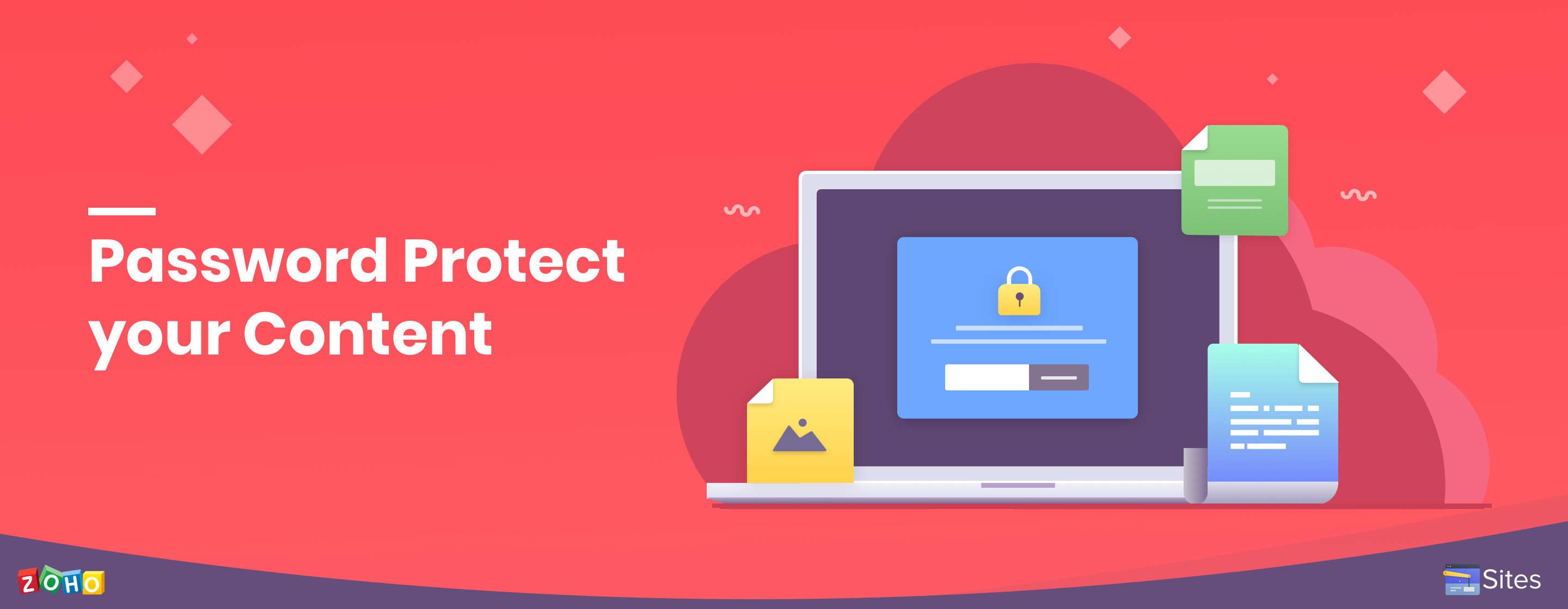 Secure your content withPasswordProtection